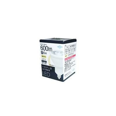 グローバルラン ハロゲン型LED電球 全光束600lm E11 電球色 ビーム角30度 LDR6LWE11 画像3