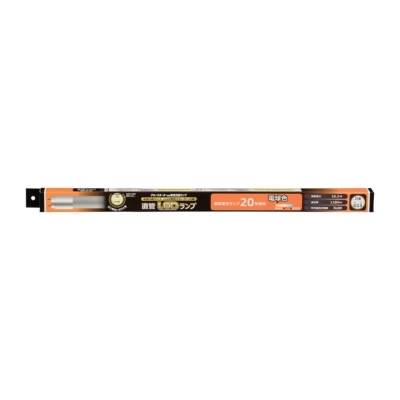 直管LEDランプ 20形相当 G13 電球色 グロースターター器具専用