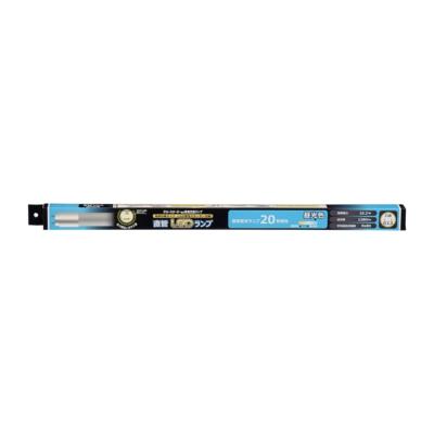直管LEDランプ 20形相当 G13 昼光色 グロースターター器具専用