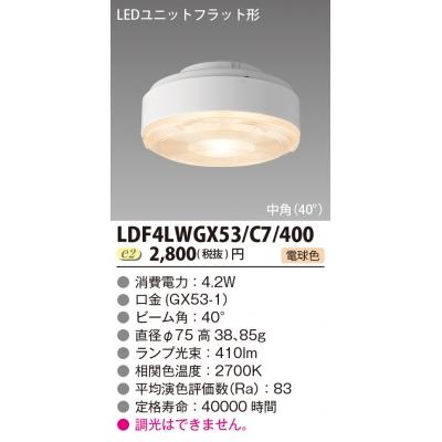 LEDユニットフラット形ラインアップ400シリーズφ75mm