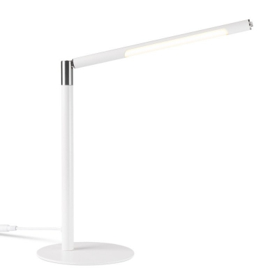 LEDスタンドライト LED 白 ホワイト シンプル モダン インテリア デスクライト