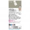 LEDスポットライト 配線ダクト取付型 電球色 【LGS9500 + LLD2020L CE1】