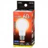 LED電球 E26 60形相当 電球色 [品番]06-3759