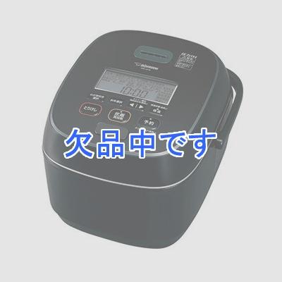 圧力IH炊飯ジャー 極め炊き 鉄(くろがね仕込み)豪炎かまど釜 炊飯器 1升 黒 ブラック